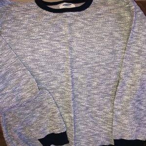 Men's sweatshirt like